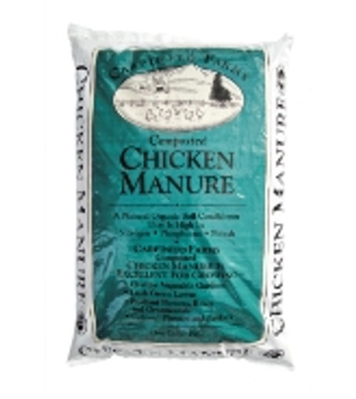 Carpinito Farms Chicken Manure, 1cf