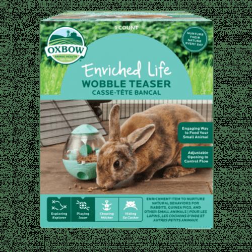 Enriched Life - Wobble Teaser