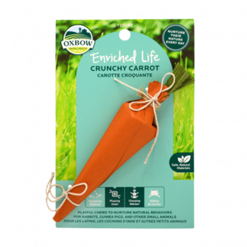 Enriched Life - Crunchy Carrot