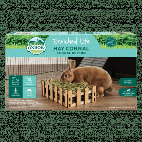 Enriched Life - Hay Corral