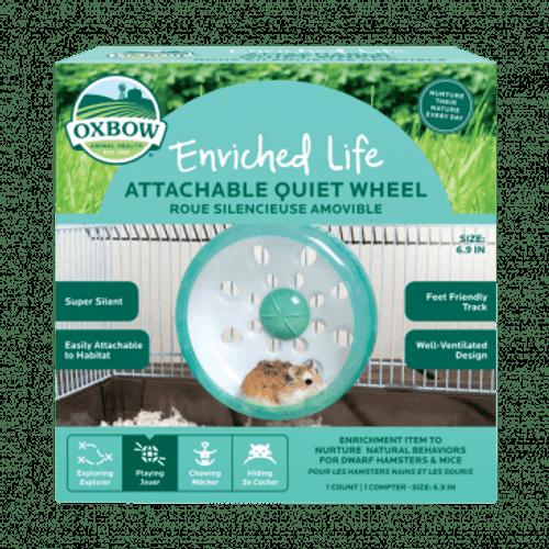 Enriched Life - Attachable Quiet Wheel
