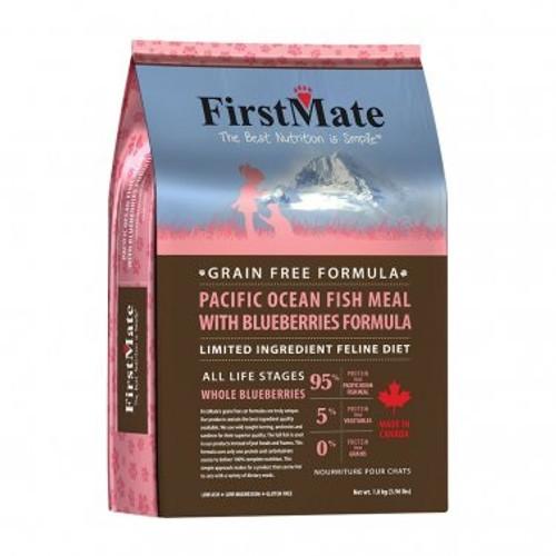 First Mate Grain Free Fish Cat Food, 3.96lb