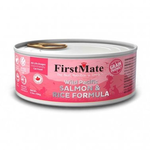 First Mate Friendly Salmon and Rice Cat Food