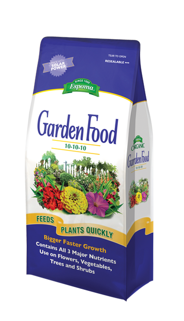 Espoma Garden Food 10-10-10, 6.75lb
