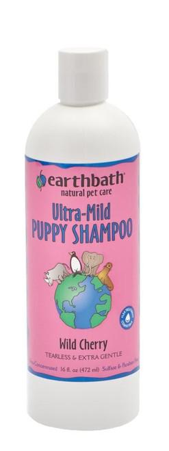 Earthbath Ultra-Mild Puppy Shampoo, 16oz