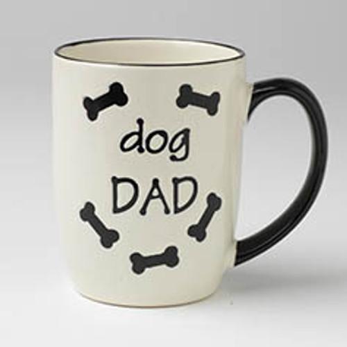 Petrageous Dog Dad Mug, 24oz
