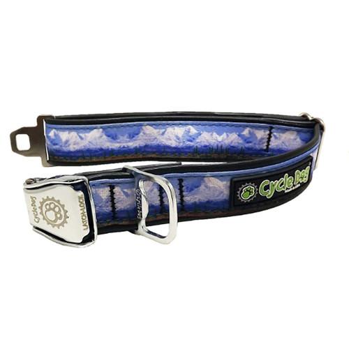 Cycle Dog Mountain Life Dog Collar