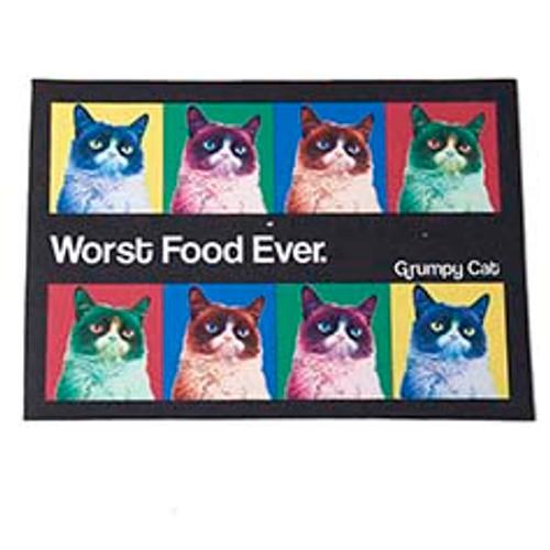 Petrageous Grumpy Cat Non-Slip Placemat