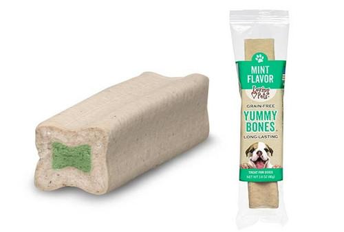 Loving Pet Yummy Bone Mint Single