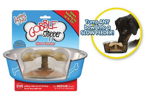 Loving Pet Gobble Stopper