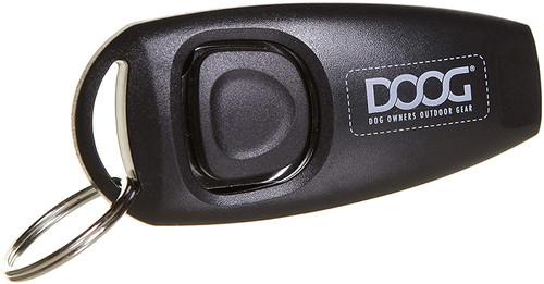 Doog Dog Training Clicker, Black
