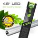 SunBlaster LED 6400K Full Spectrum High Output Strip Light