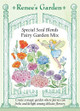 Renee's Garden 'Fairy Garden Mix' Special Seed Blends Seed