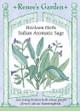 Renee's Garden 'Italian Aromatic Sage' Heirloom