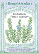 Renee's Garden 'French Rosemary' Kitchen Herb Seed