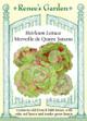Renee's Garden 'Mereveille De Quatre Saisons' Heirloom Lettuce Seed