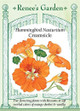 Renee's Garden 'Creamsicle' Hummingbird Nasturtiums Seed