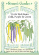Renee's Garden 'Gold, Purple & Green' Tricolor Bush Beans Seed