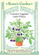 Renee's Garden 'Little Prince' Container Eggplant Seed