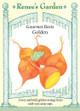Renee's Garden 'Golden' Gourmet Beets Seed