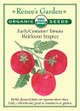Renee's Garden 'Heirloom Stupice' Early/Container Tomato Seed