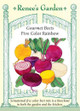 Renee's Garden 'Five Color Rainbow' Gourmet Beets Seed