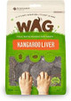 Wag More Bark Less Kangaroo Jerky, 7 oz