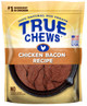 True Chews Chicken Bacon Treat, 12oz
