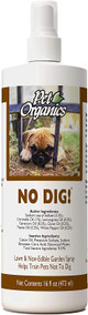 NaturVet Pet Organics No Dig! Lawn Spray, 16oz