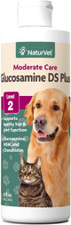 NaturVet Liquid Glucosamine DS Level 2, 8oz