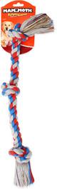 Mammoth Flossy Chews 3 Knots Rope Tug