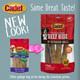 Cadet Premium Grade Beef Hide Retriever Roll Peanut Butter, 1lb