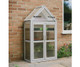 Wooden Dove Grey Growhouse