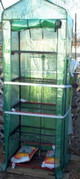Gardman 5-Tier Greenhouse with Heavy-Duty Cover