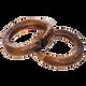 Redbarn 3PK Bully Rings, 2.7oz