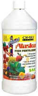 Alaskan Fish Fertilizer 5-1-1