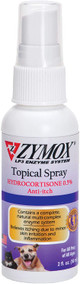 Zymox Spray with Hydrocortisone 0.5% , 2oz