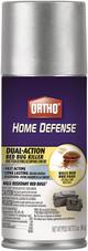 Ortho Home Defense Dual-Action Bed Bug Killer,Travel Size, 3 oz