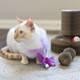 Turbo Corrugated Dumbell Cat Toy