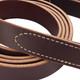 """Circle T Latigo Leather Dog Leash, 3/4"""" X 6'"""