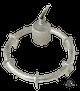 Cast Aluminum Submergible De-Icer, 1500 Watts