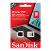 SanDisk Cruzer Fit Flash Drive
