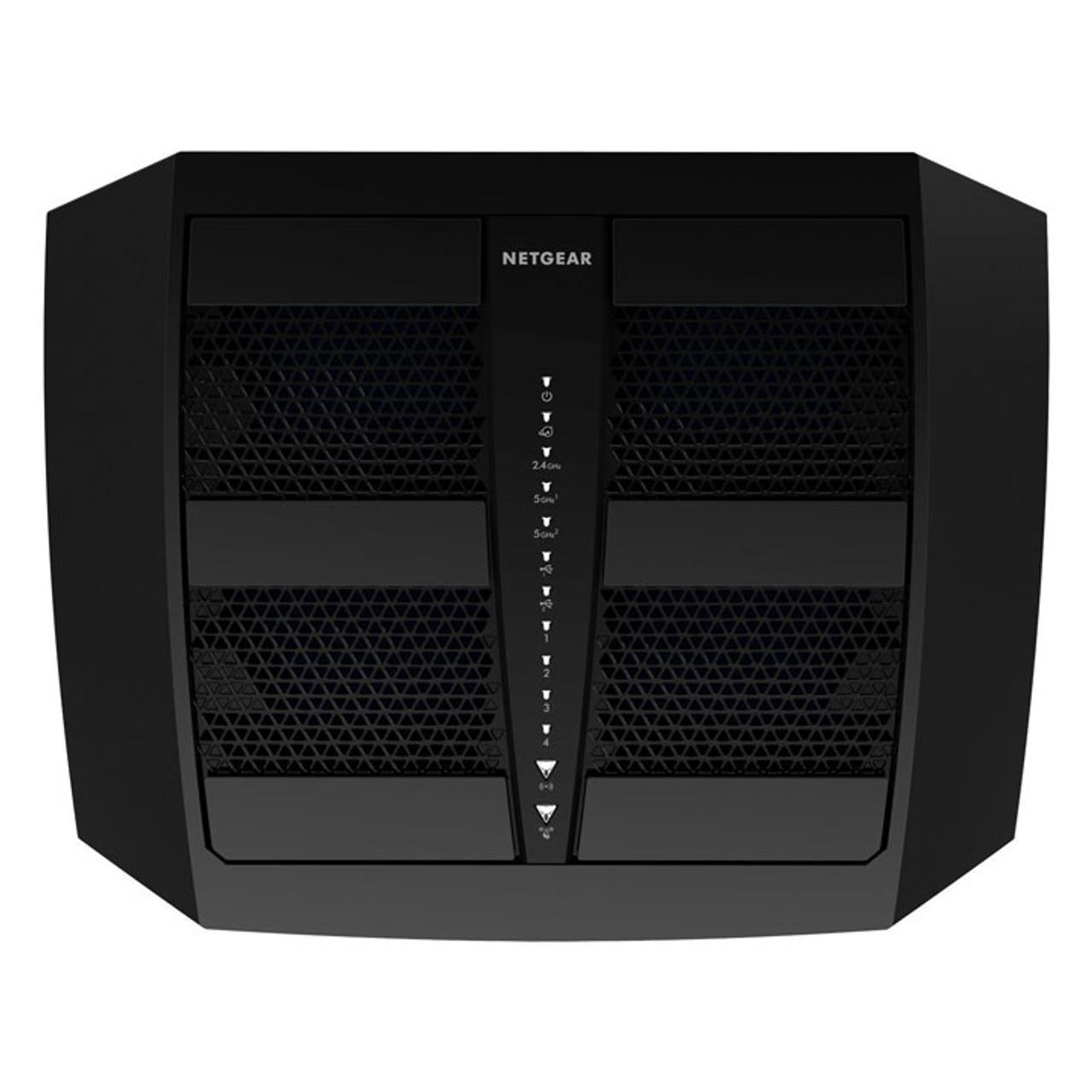 Netgear Nighthawk X6 R8000 powered by Sabai OS