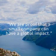 2013 InnoVision Small Enterprise Award