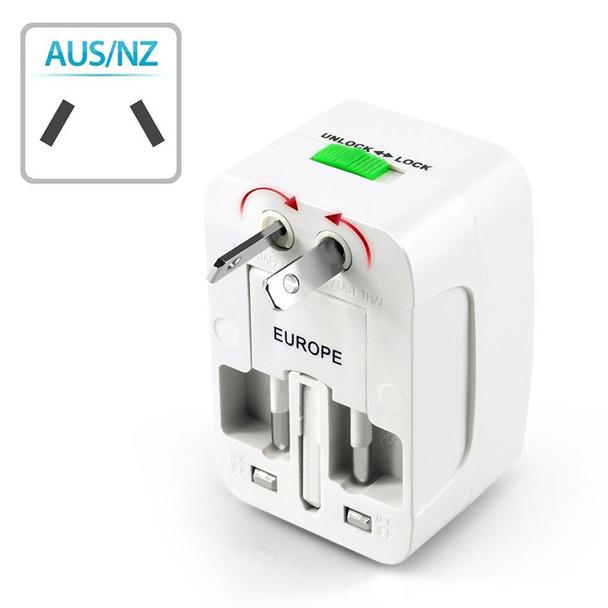 International Plug Adapter, AU/NZ plug