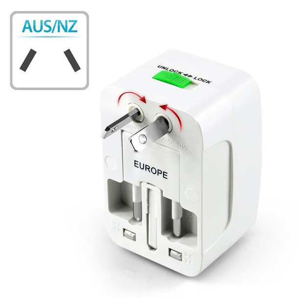 International Plug Adapter, AU/NZ plug