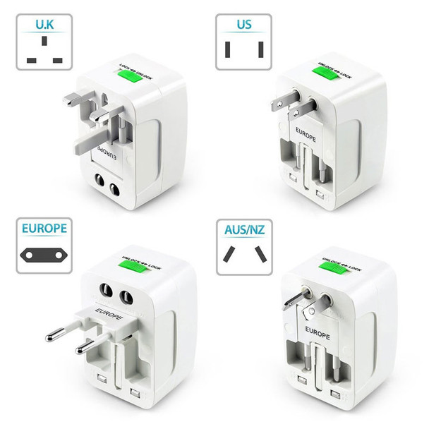 International Power Plug Socket Adapter