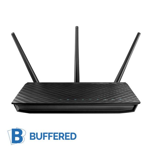 Buffered VPN Asus RT-N66R