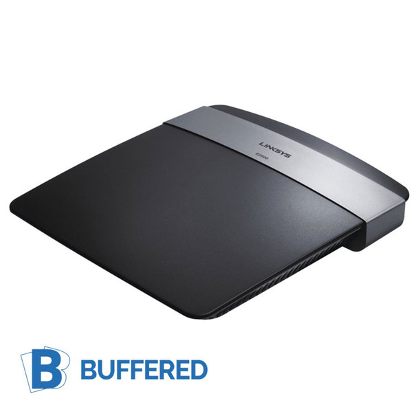 Buffered VPN Linksys E2500