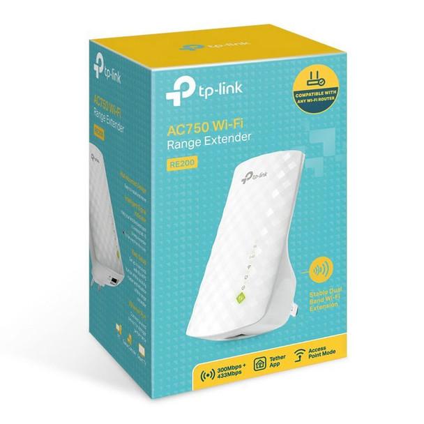 TP-Link RE200 Wi-Fi Range Extender